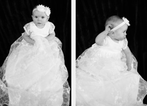baby blessing dress photography in home 1