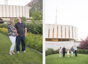 provo temple family pictures 1